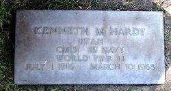 Kenneth Myron Hardy