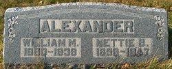 Jenetta B. Nettie <i>Wolff</i> Alexander