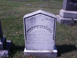 Annie E <i>Washburn</i> Hancock