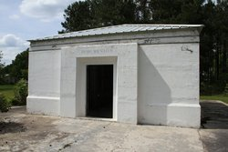 Thomas First Baptist Church Mausoleum