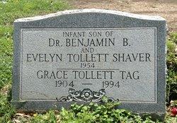 Benjamin Borroum Shaver, II