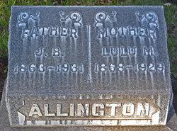 Lulu M Allington