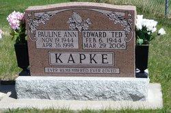 Edward Ted Kapke