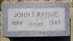 John Irvin Raynie