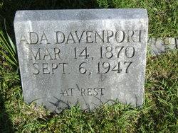 Ada <i>Bolt</i> Davenport
