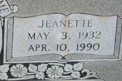 Jeanette <i>Lee</i> Barbour