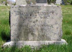 Freeman Berry Kendrick