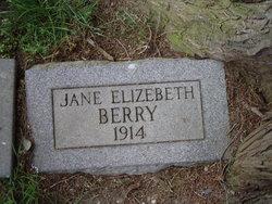 Jane Elizebeth Berry