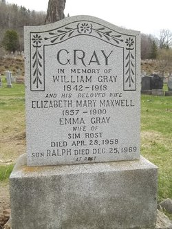 Elizabeth Mary <i>Maxwell</i> Gray