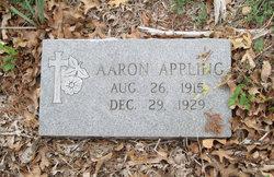 Aaron Appling