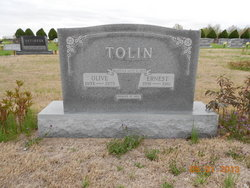 Olive Tolin
