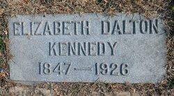 Susan Elizabeth Bettie <i>Dalton</i> Kennedy