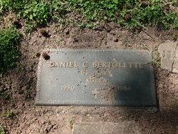 Daniel C. Bertolette