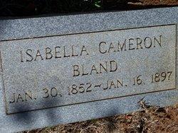 Isabella <i>Cameron</i> Bland