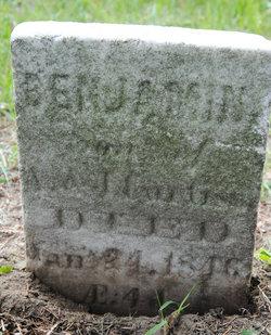 Benjamin Curtiss