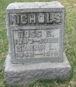 Ross S Nichols