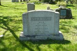 Will W Sprague