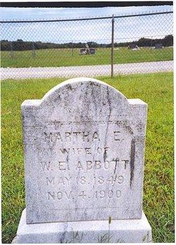 Martha Elizabeth <i>Tame</i> Abbott