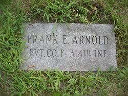 Frank Edwin Arnold