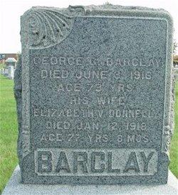 George G Barclay