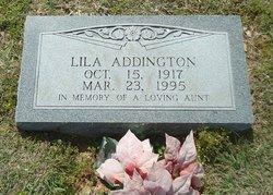 Lila Addington