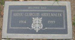 Abdou Guirguis Abdelmalek