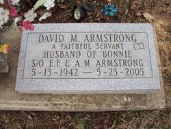 David M. Armstrong