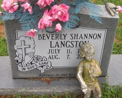 Beverly Shannon <i>Brown</i> Langston