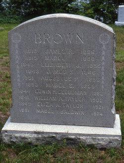 Mabel <i>Sly</i> Brown