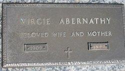 Virgie Ann <i>Honeycutt</i> Abernathy