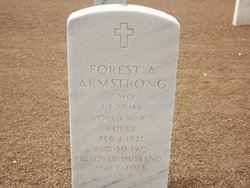Forest A Armstrong