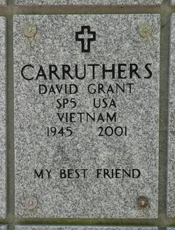 David Grant Carruthers