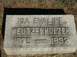Ida Evaline <i>Ellis</i> Neutzenholzer