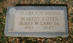 Berry Ward Camp, Sr