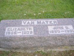 Elizabeth VanMater