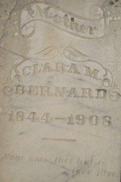 Clara Maria <i>Silver</i> Bernard