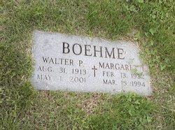 Walter P. Boehme