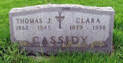 Clara <i>Burns</i> Cassidy