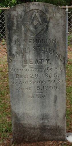 Samuel Stevenson Beaty