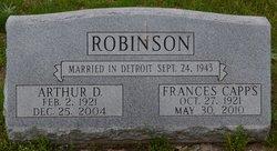 Arthur D. Robinson