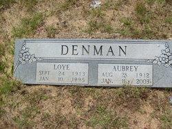 Madie Loye Denman