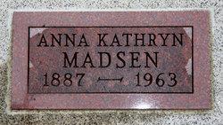 Anna Kathryn <i>Andersen</i> Madsen