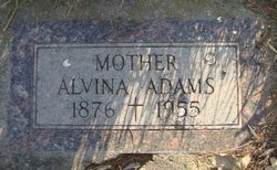 Alvina Mary <i>Von Ruden</i> Adams