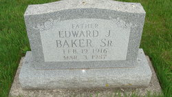Edward J. Baker, Sr