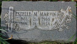 Estelle Mary <i>Bennett</i> Martin