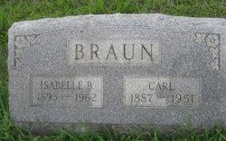 Isabelle Bovard <i>Benninghove</i> Braun
