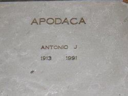Antonio Jose Tony Apodaca