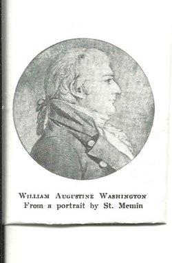 Capt William Augustine Washington