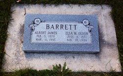 Albert James Barrett