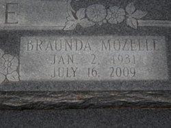 Braunda Mozelle <i>Kimball</i> Ritchie